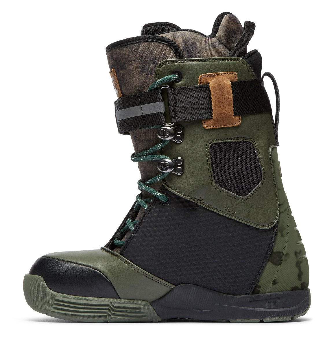 DC-Shoes-Tucknee-Lace-Up-Snowboard-Boots-for-Men-Maenner