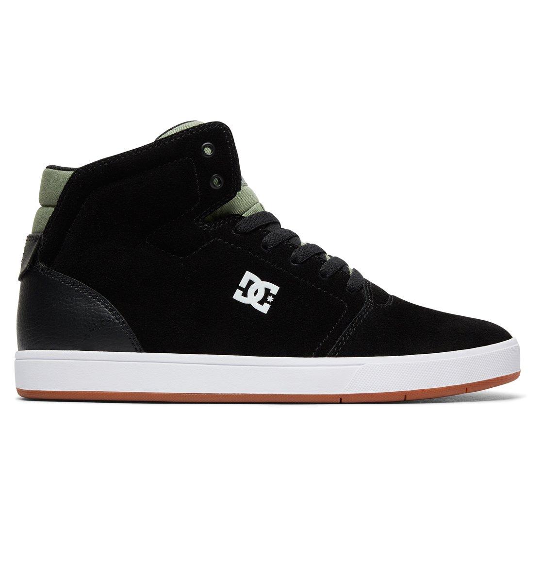 DC Shoes CRISIS HIGH WNT Noir / Gris cbJtR8F3o