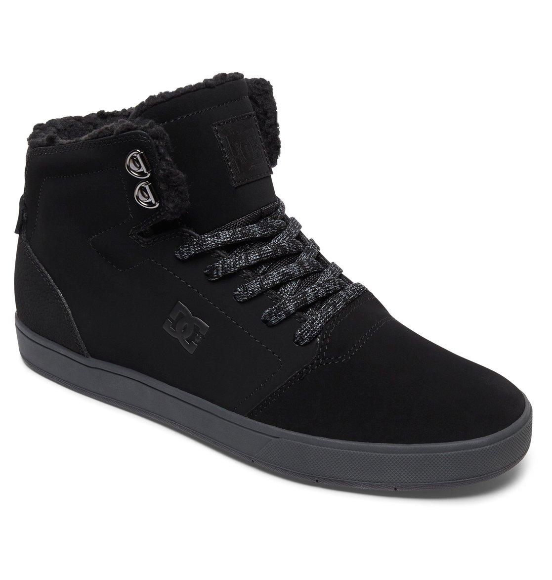 1 Crisis WNT - Scarpe invernali medie da Uomo Black ADYS100116 DC Shoes 9c946fea6af