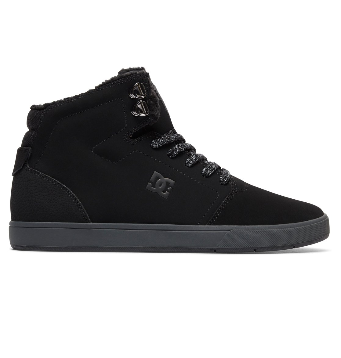 0 Crisis WNT - Scarpe invernali medie da Uomo Black ADYS100116 DC Shoes 18de6cf1eb1