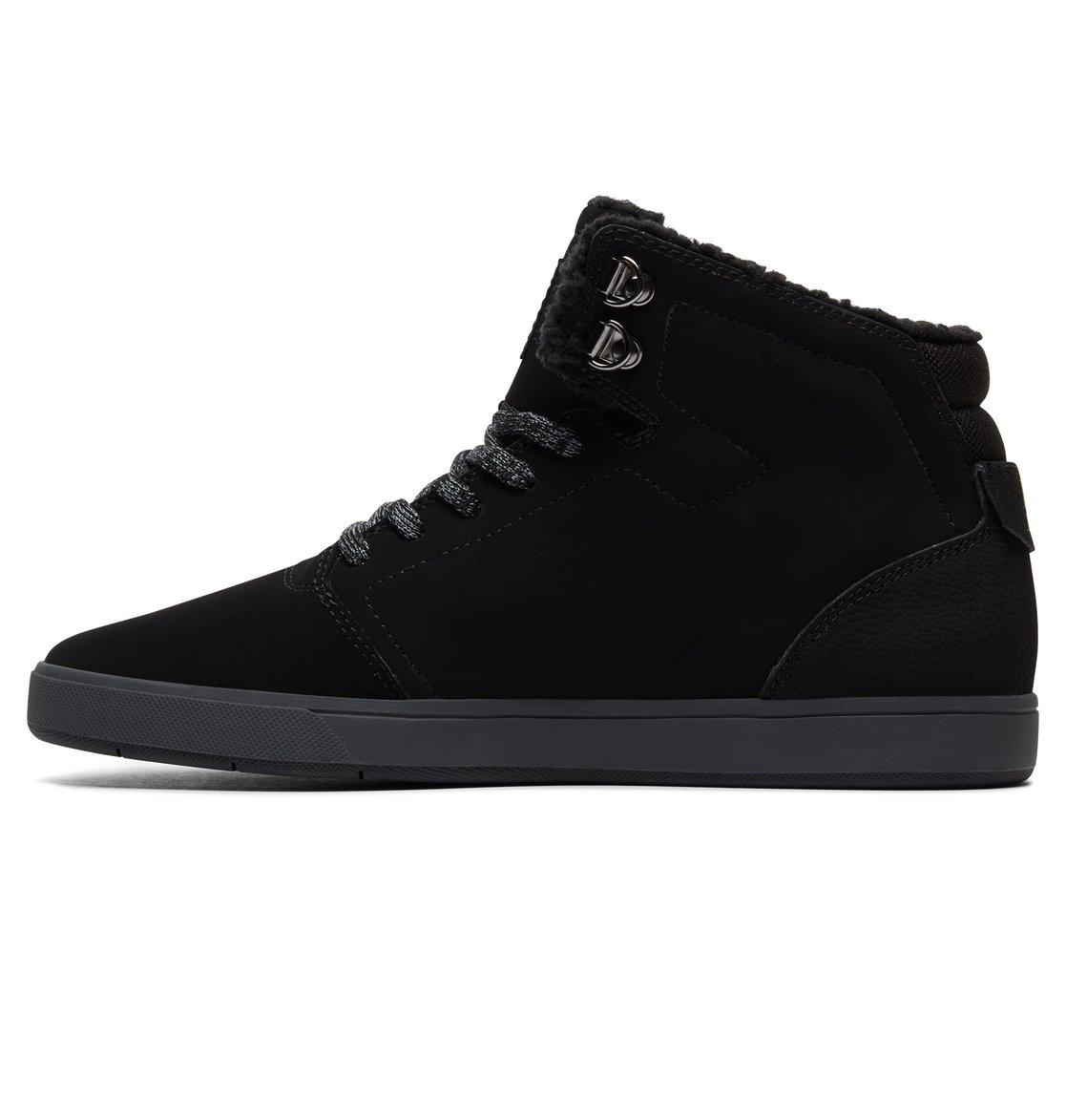 2 Crisis WNT - Scarpe invernali medie da Uomo Black ADYS100116 DC Shoes 0e91d2f46ac