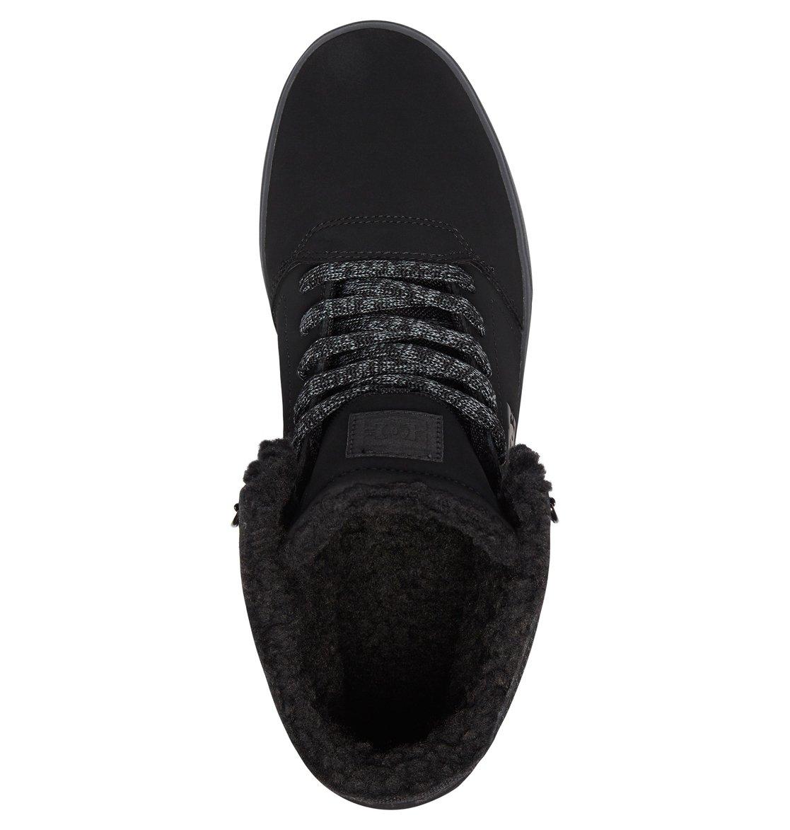 3 Crisis WNT - Scarpe invernali medie da Uomo Black ADYS100116 DC Shoes a6940bf7bc8