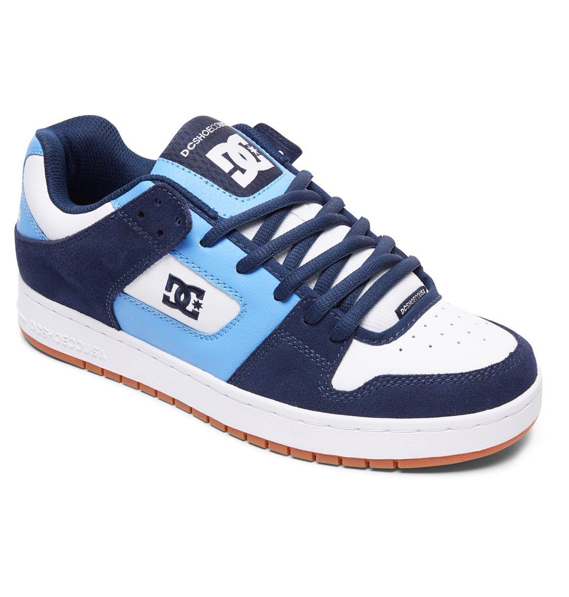 1 Manteca Shoes Blue ADYS100177 DC Shoes 9c911d9b4fe