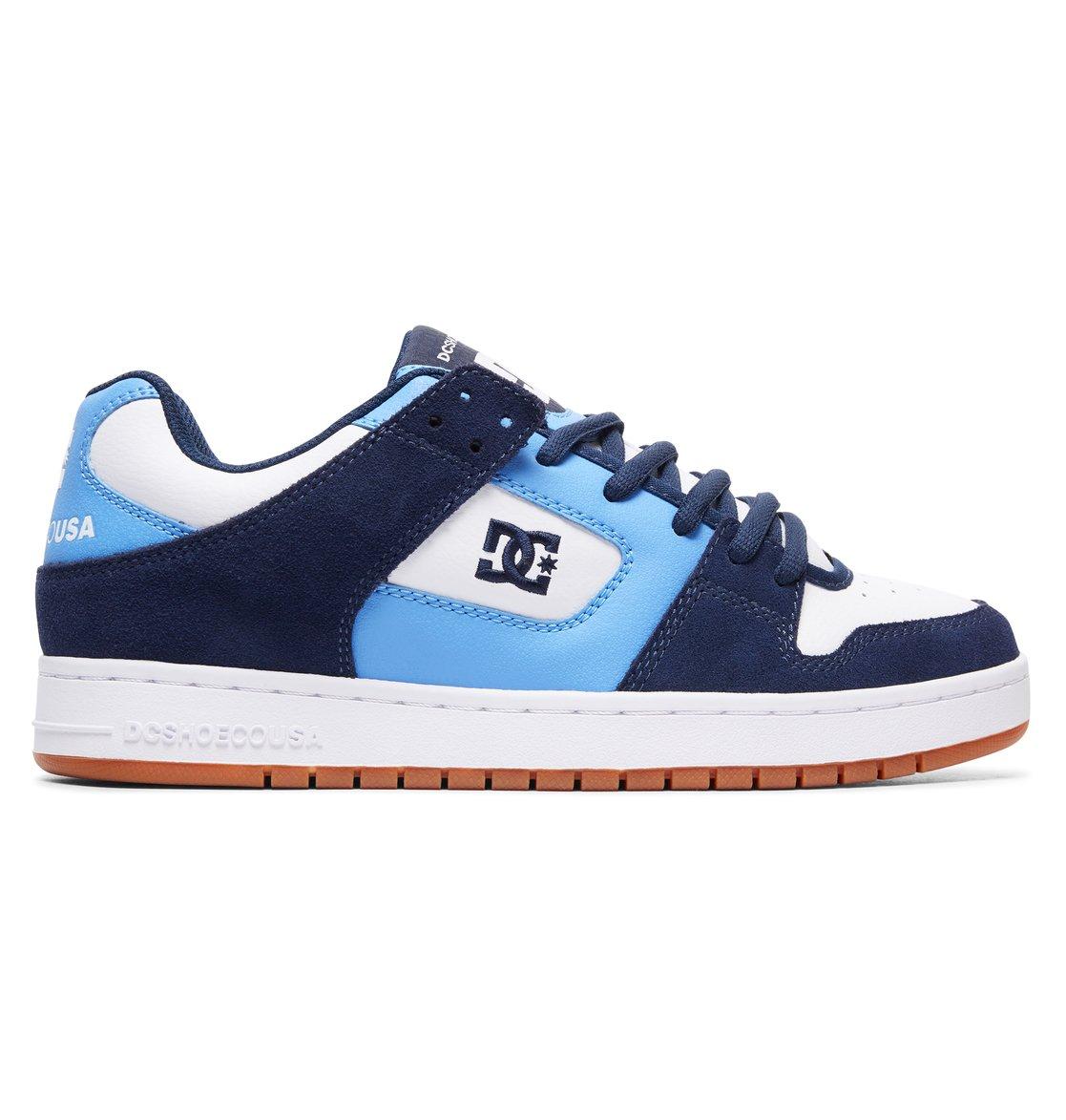 39df4dde6f5f6 0 Manteca - Baskets pour Homme Bleu ADYS100177 DC Shoes