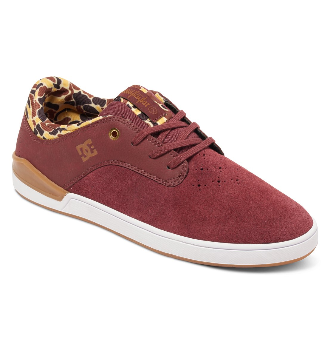 Mikey Taylor Dc Cognac Sneaker hXbUoRv1t