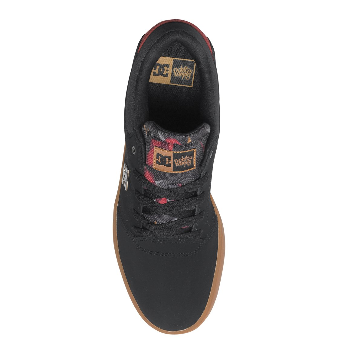 3 Men s Crisis Deft Family Low Top Shoes ADYS100204 DC Shoes acb65f9a37