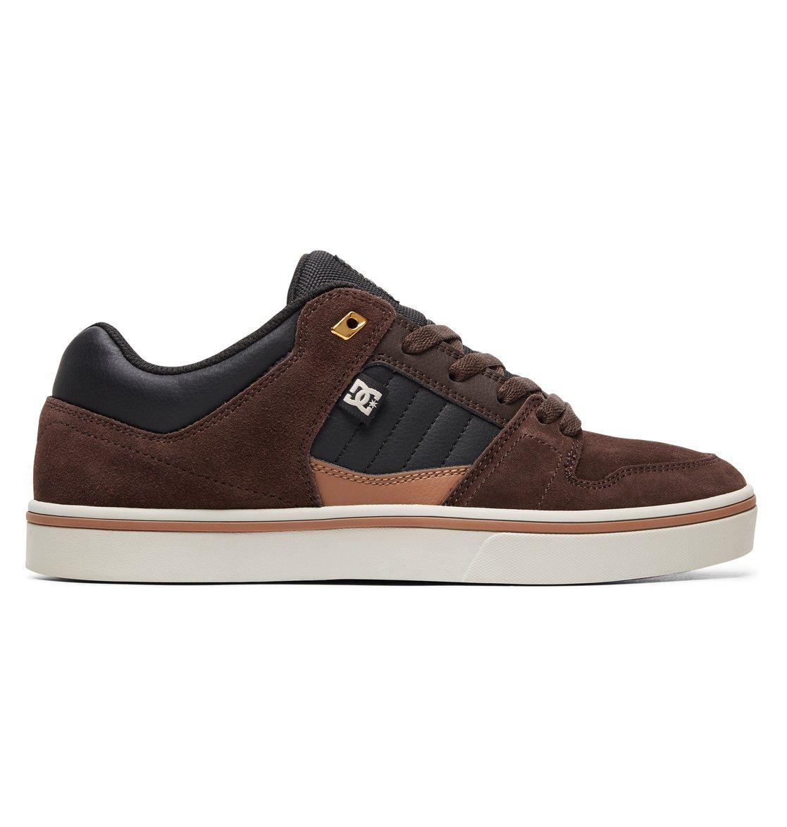 DC Shoes Course - Shoes - Chaussures - Homme - US 8 / UK 7 / EU 40.5 - Marron