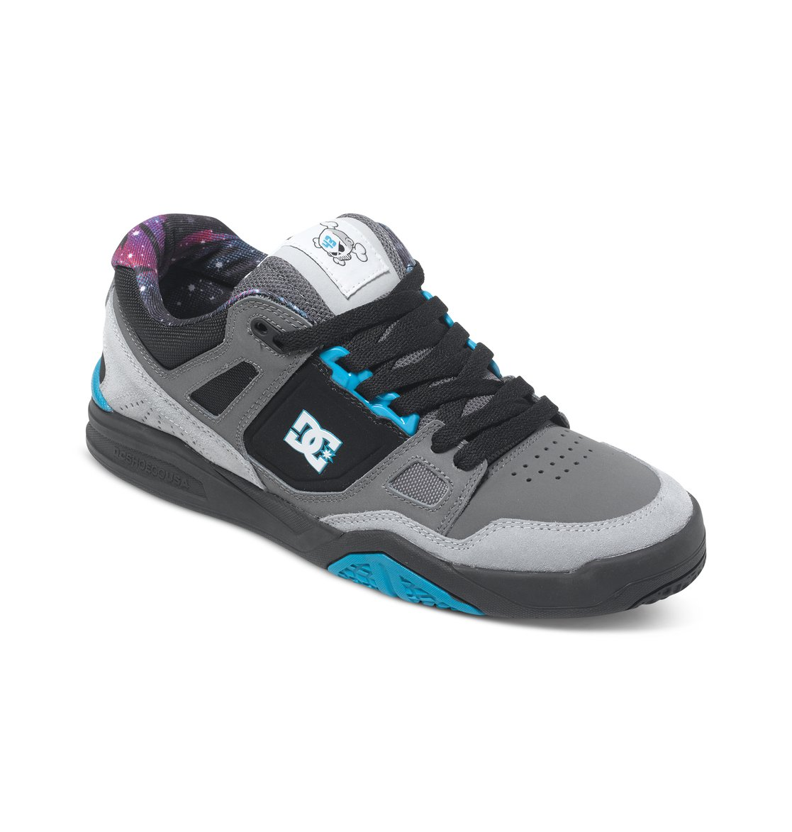 DC Shoes 1 ADYS100258 Block Stag Ken Shoes Men's 2 H6xSWCxAn