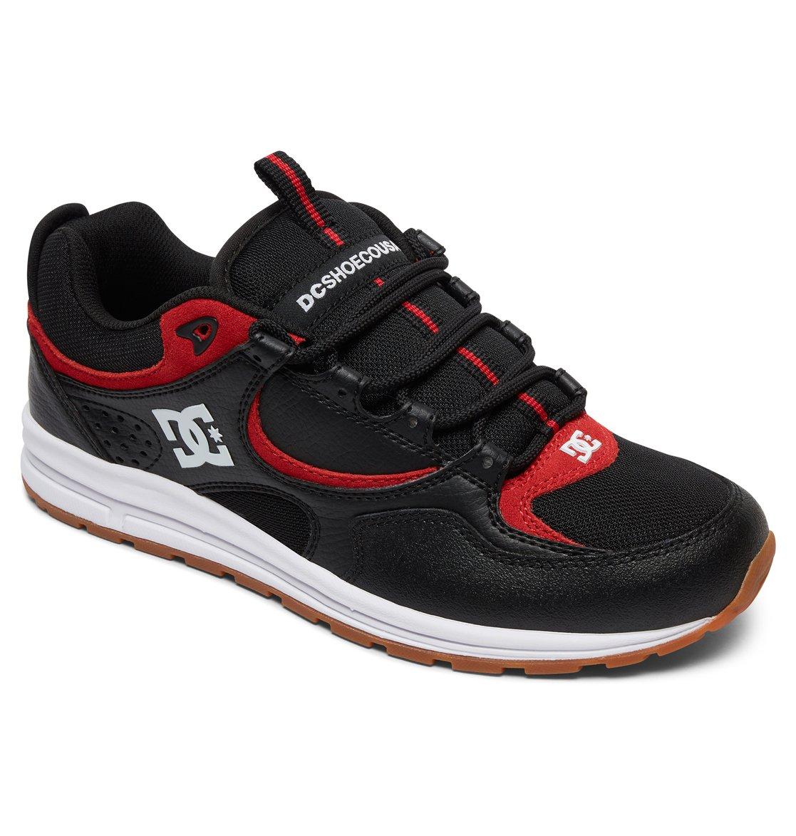 Kalis Lite Shoes Adys100291 Dc D Island Slip On British Comfort Leather Dark Brown 1 Black