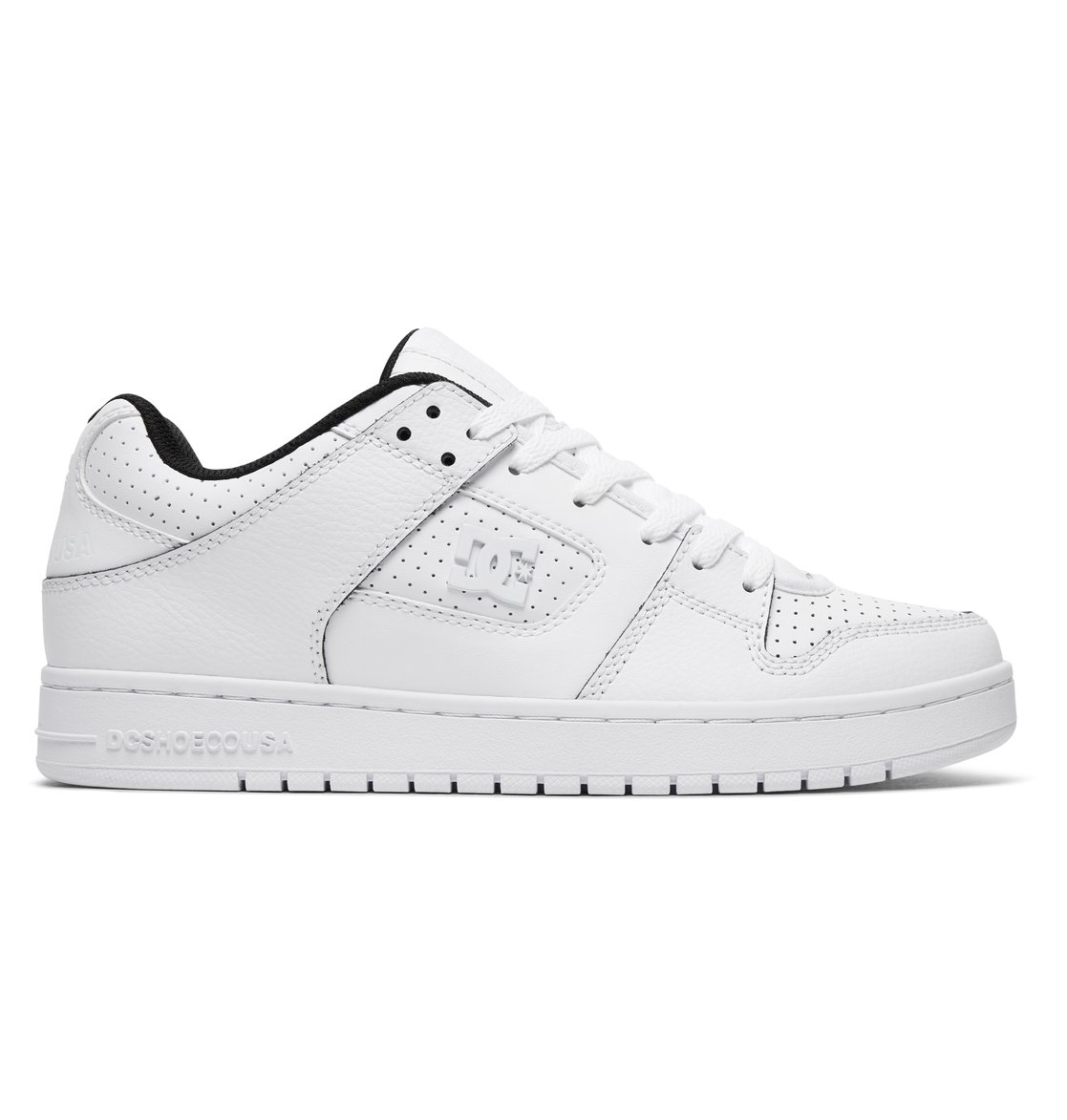 DC Shoes MANTECA Blanc
