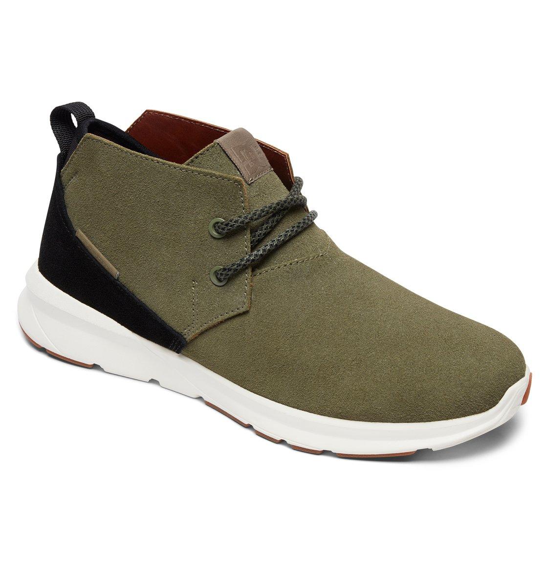d3a169b86ce3 1 Ashlar - Mid-Top Shoes for Men Black ADYS100316 DC Shoes