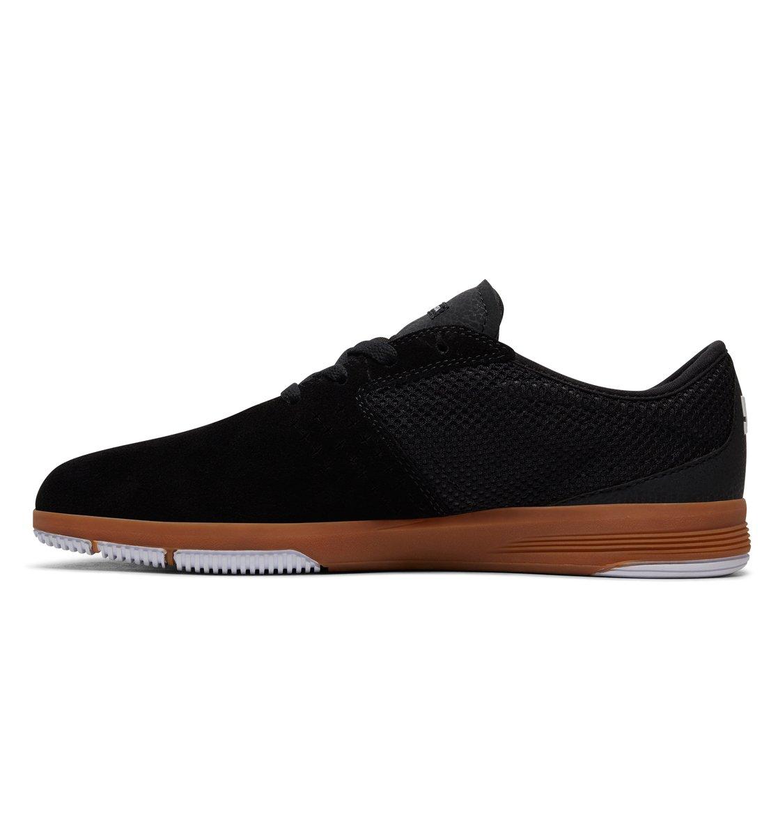 Dc Shoes New Jack S M Shoe Bg3, Man, Color: Black/gold, Size: 41 Eu (8.5 Us / 7.5 Uk)