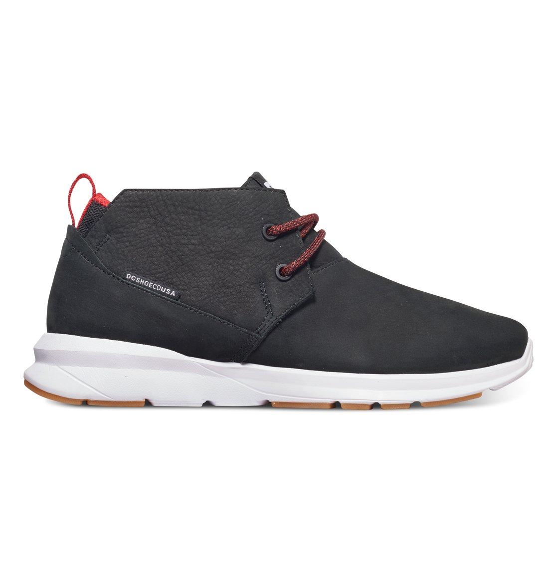 Dc Zapato Hombres Le Shoes Adys100367 Ashlar Media Bota P68w7Cq