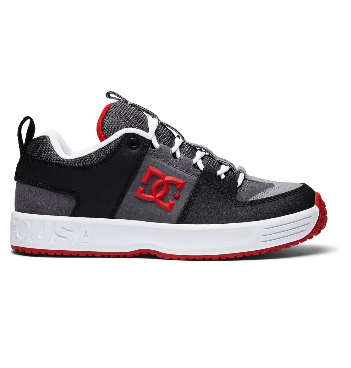 0 Lynx - Shoes for Men Grey ADYS100425 DC Shoes 3a7fe98be3