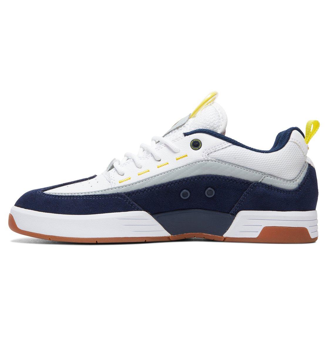 Legacy Blanc redox 7iVcOU skate S DC Chaussures Shoes 98 de Slim qq7Hwr