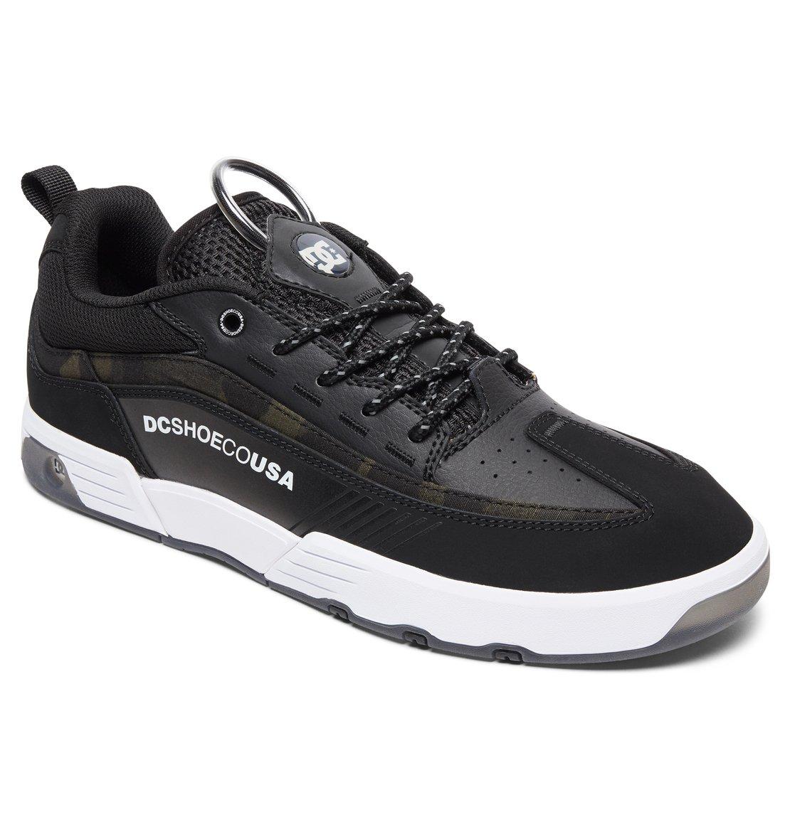 Legacy 98 Slim SE - Baskets - Noir - DC Shoes Chaussures Finn Comfort blanches unisexe Legacy 98 Slim SE - Baskets - Noir - DC Shoes  38  Bleu  41 B0zLO