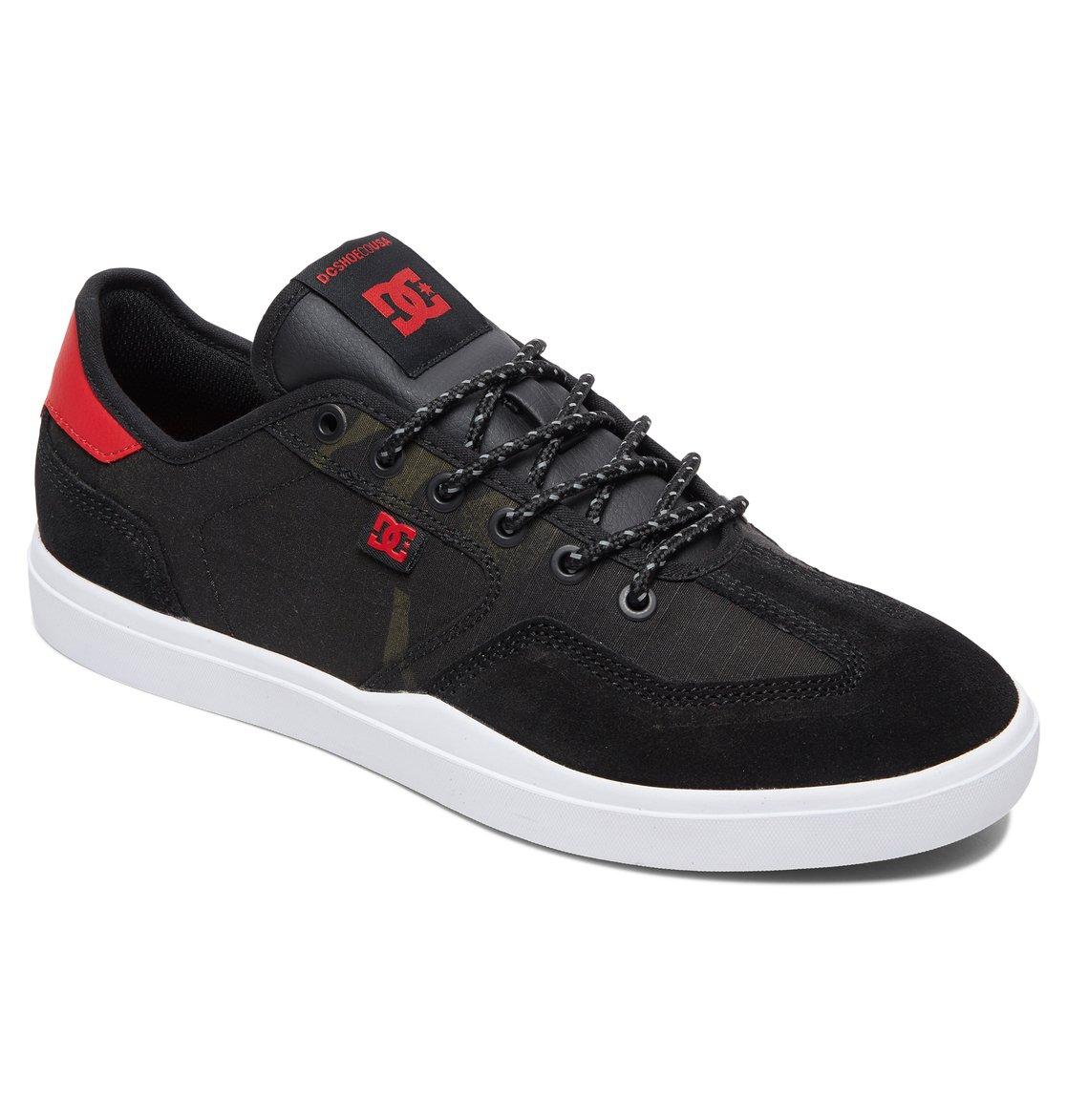 1 Vestrey SE Shoes Black ADYS100448 DC Shoes 92c69b71ee