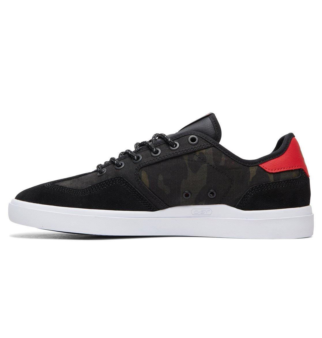 2 Vestrey SE Shoes Black ADYS100448 DC Shoes 01f8eb43df
