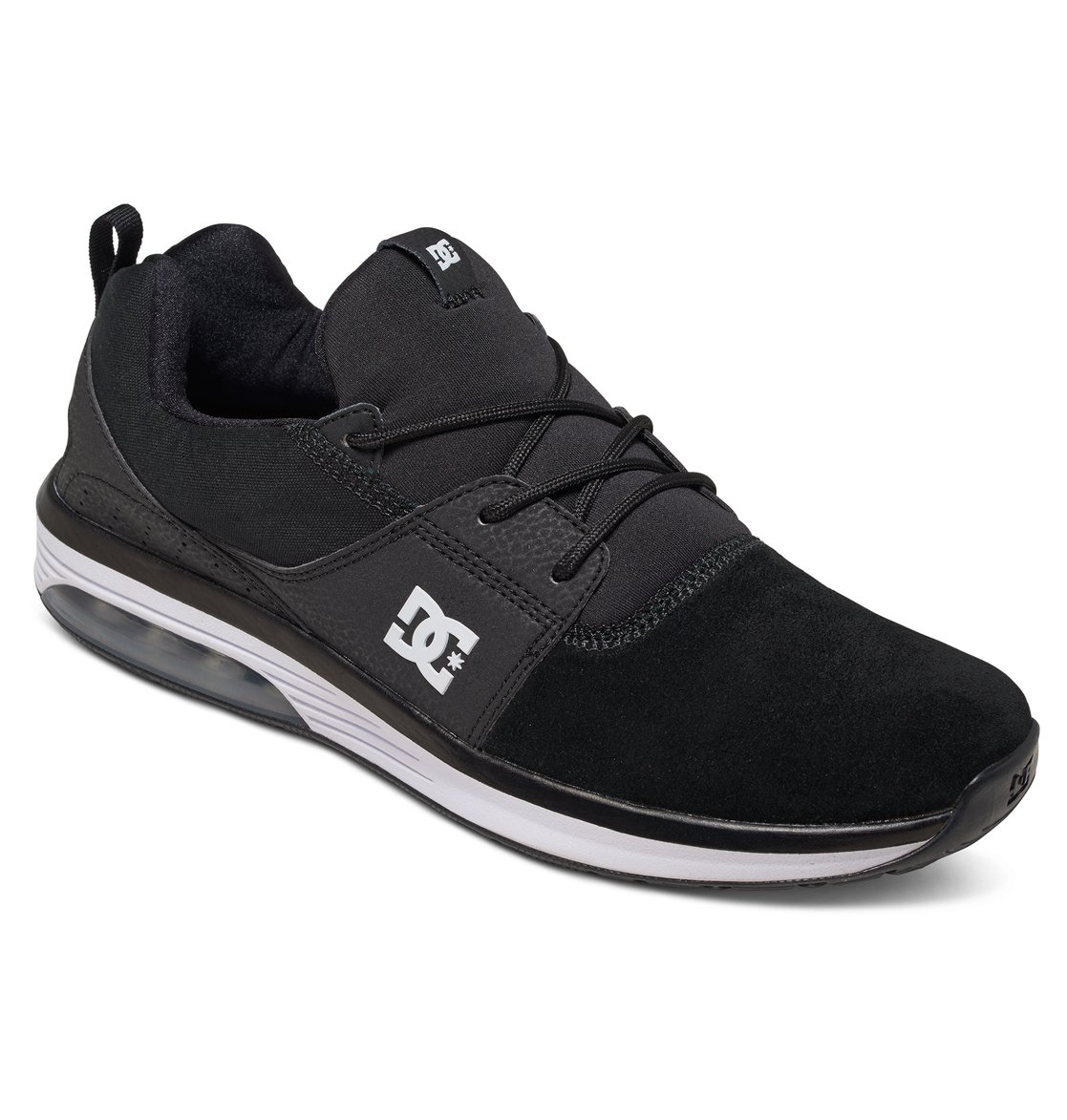 Zapatos Dc Heathrow Ia Negro (Eu 46 / Us 12 , Negro)