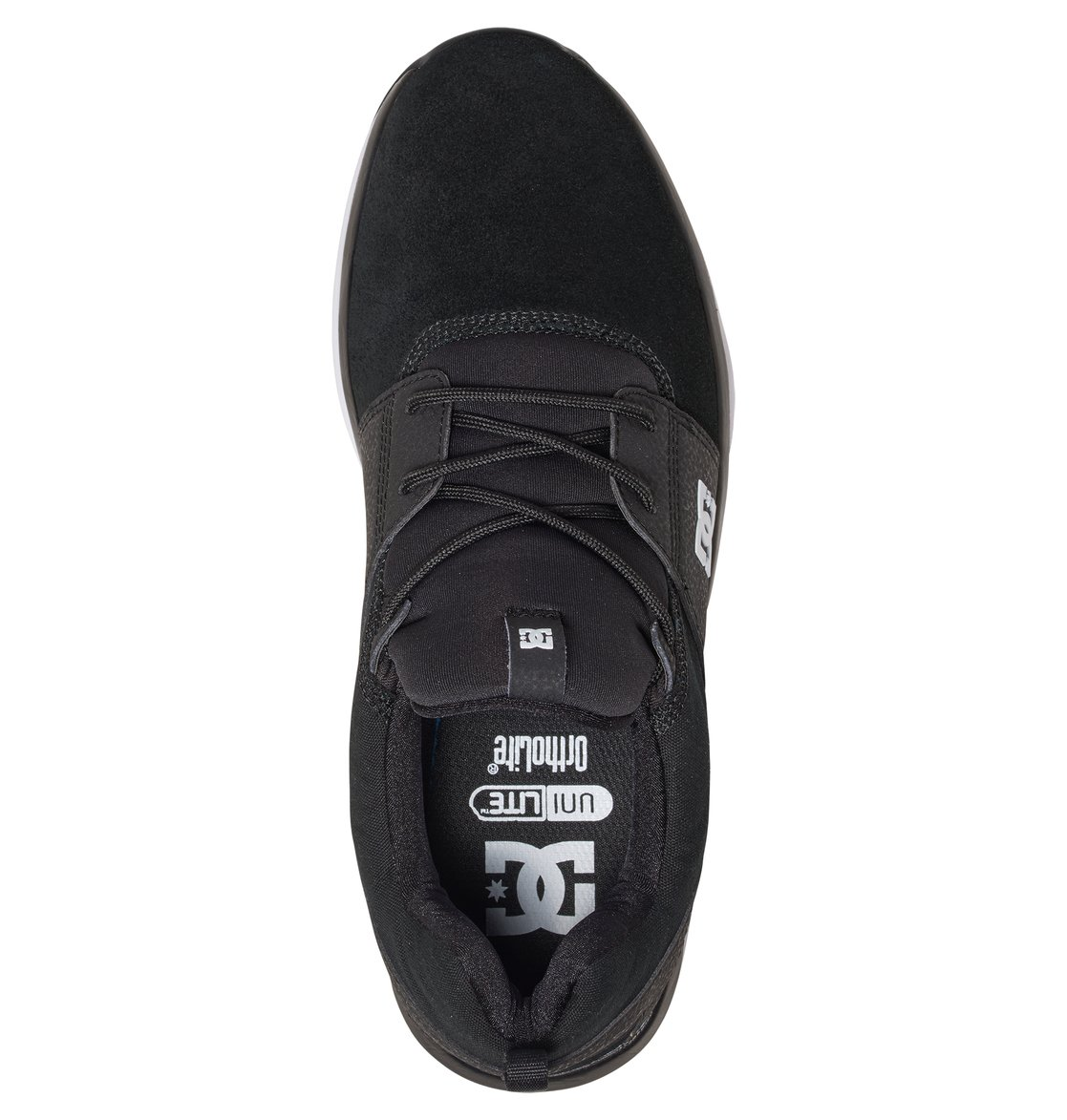 3 Heathrow IA - Shoes for Men Black ADYS200035 DC Shoes b871d401f3
