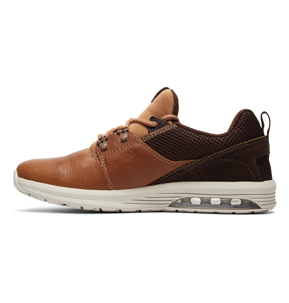 Chaussures DC Shoes Heathrow marron Casual homme