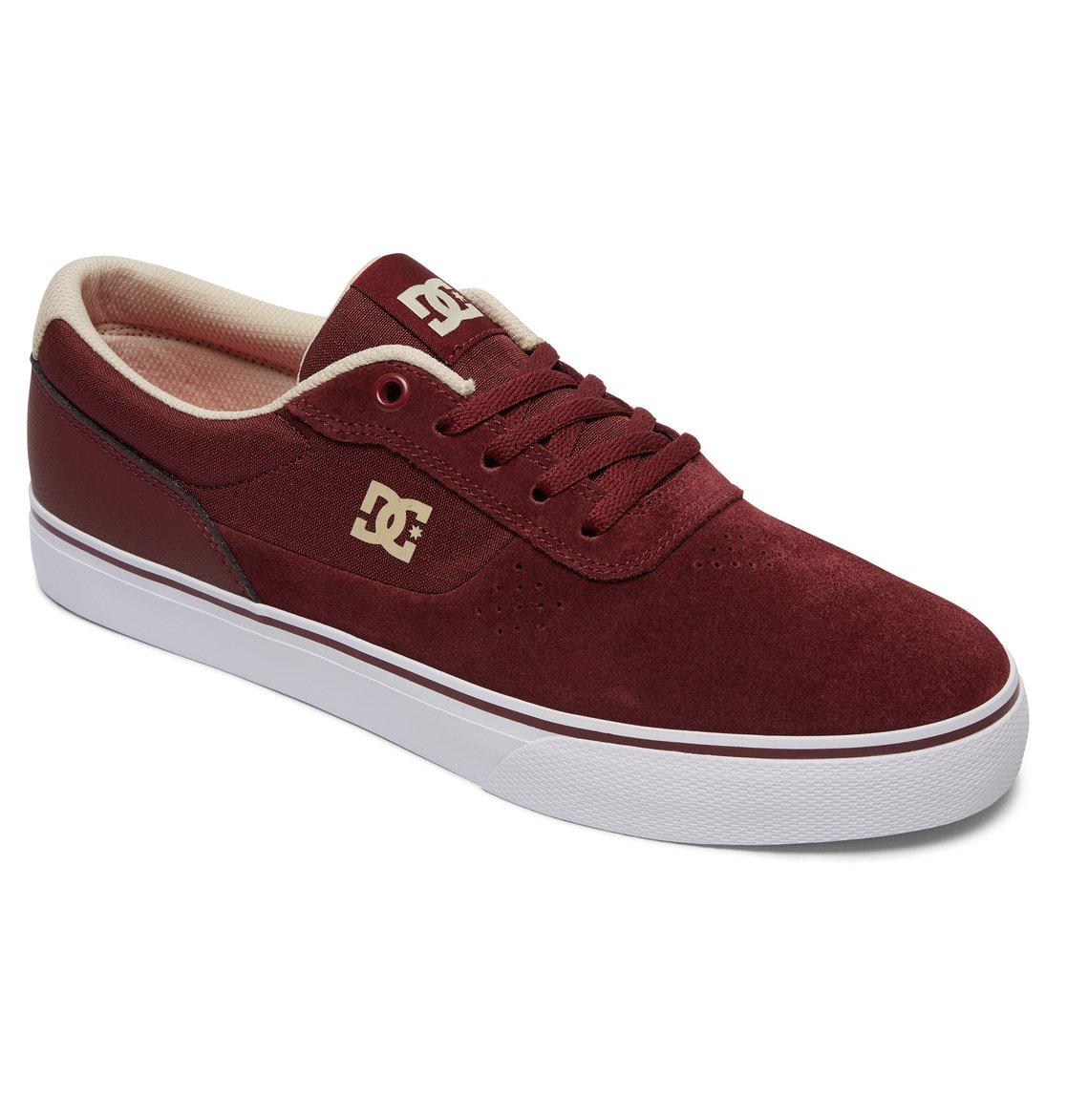 switch s chaussures de skate pour homme 3613373281722 dc shoes. Black Bedroom Furniture Sets. Home Design Ideas