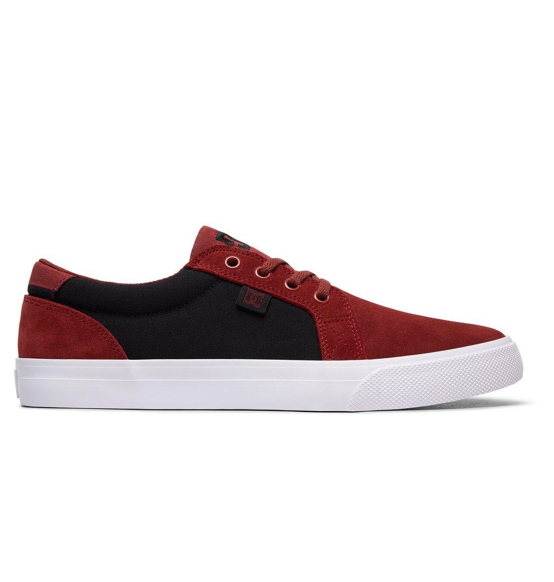 DC Dctrase TX - Zapatillas Hombre, Color Rojo, Talla 5.5 UK