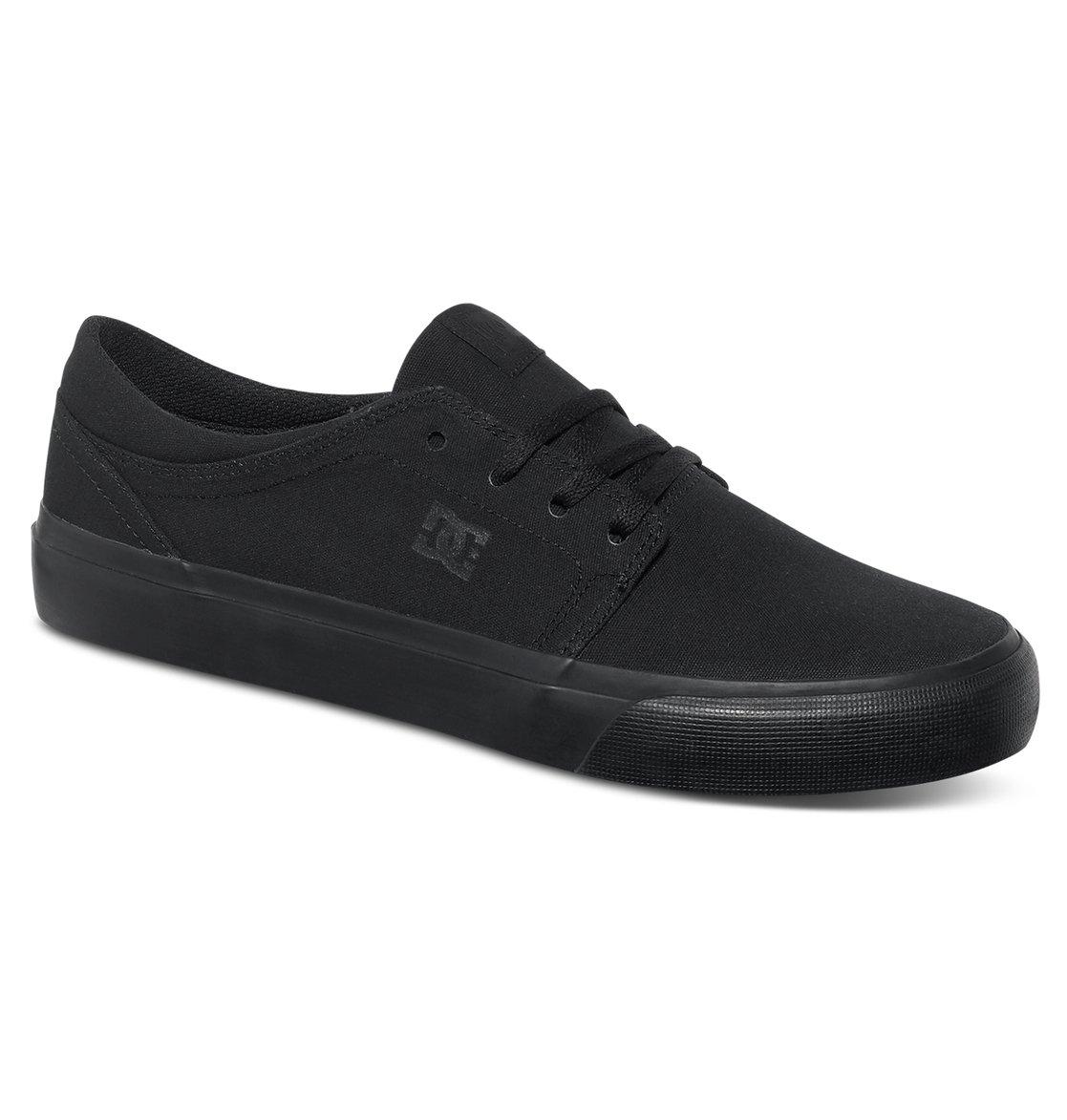 DC Trasé homme Slip-On Shoe T, EUR: 36, Charcoal Grey