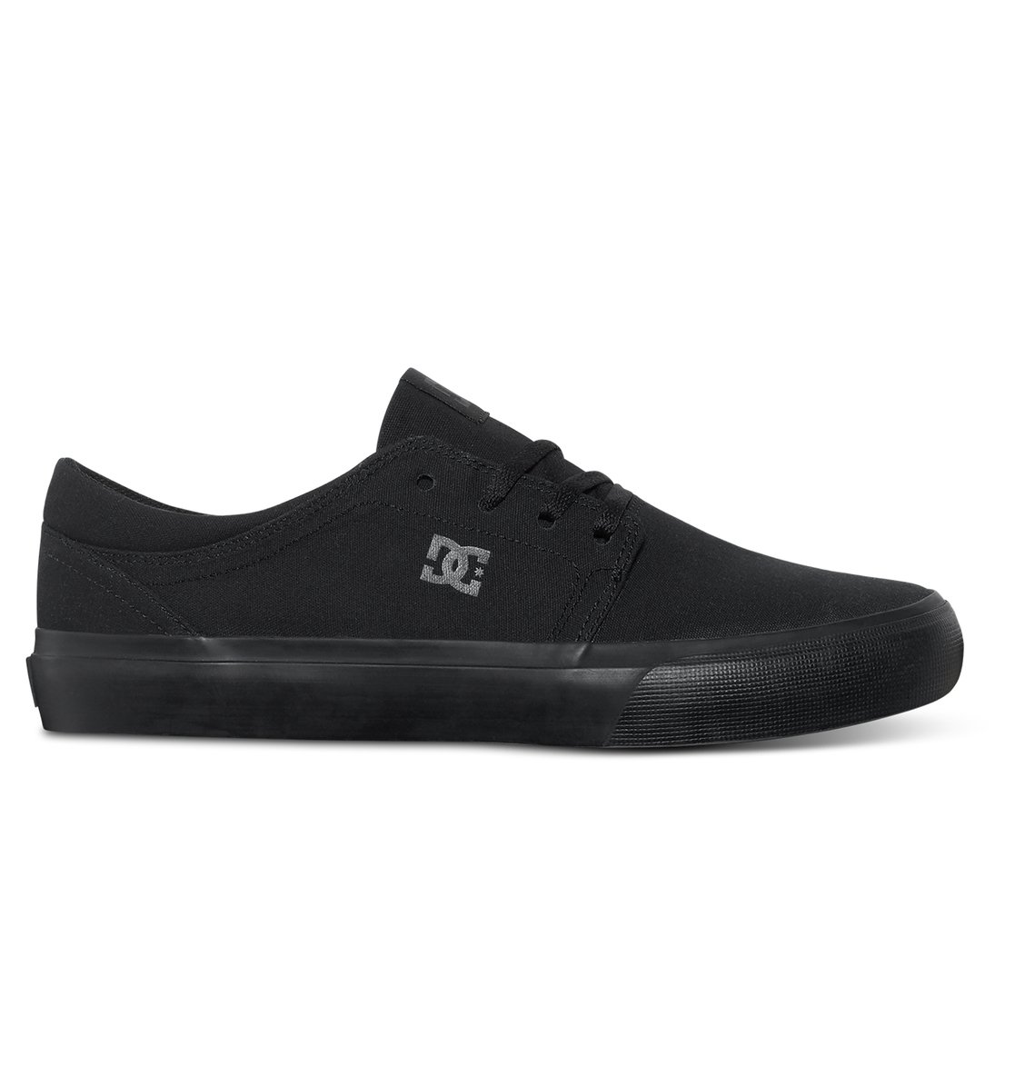 Zapatos azules DC Shoes Trase infantiles e48Wm