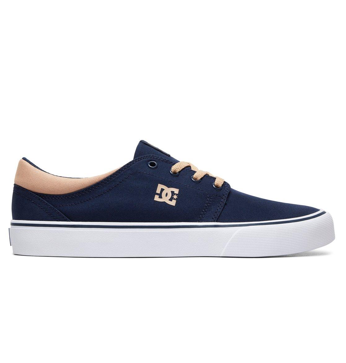 0 Trase TX - Shoes for Men Blue ADYS300126 DC Shoes d36d0563e7