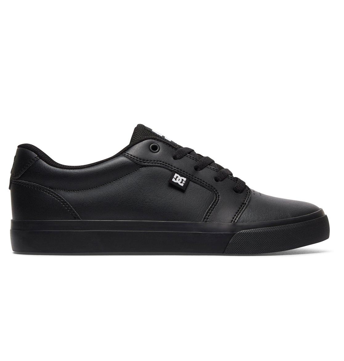 Dc Skateboard Shoes Anvil Se Black/black/black Size 11  41 EU B6x5s30