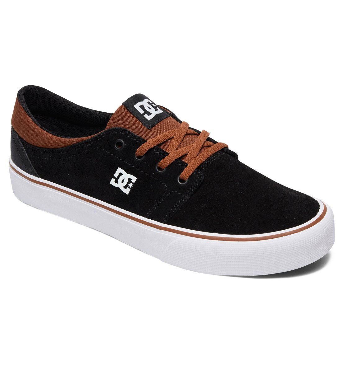 DC-Shoes-Trase-SD-Baskets-pour-Homme-ADYS300172 miniature 9
