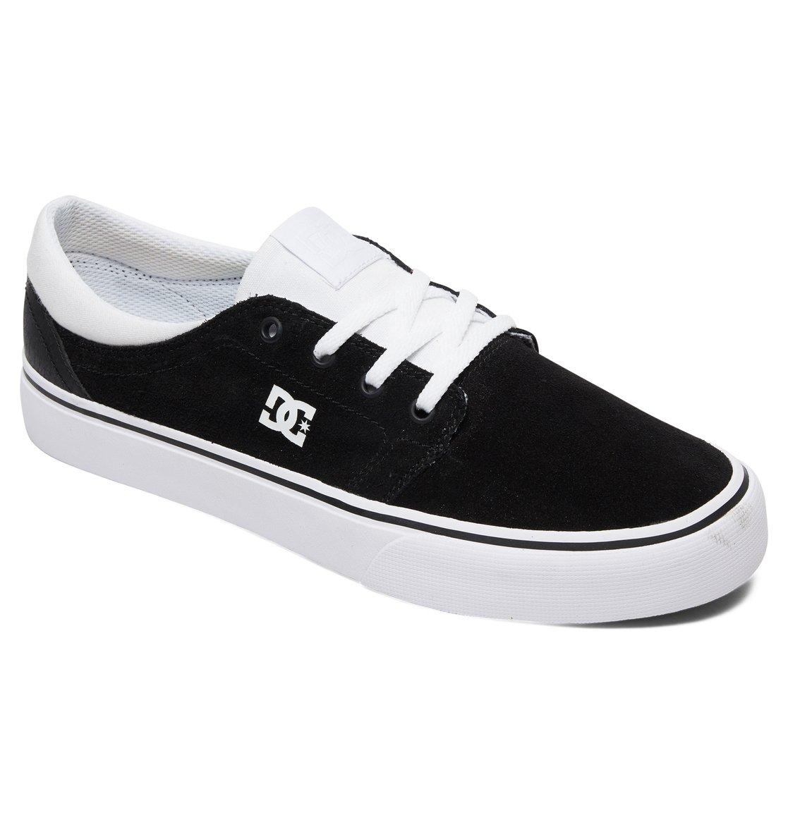 1 Trase SD Shoes Black ADYS300172 DC Shoes af12fc6133