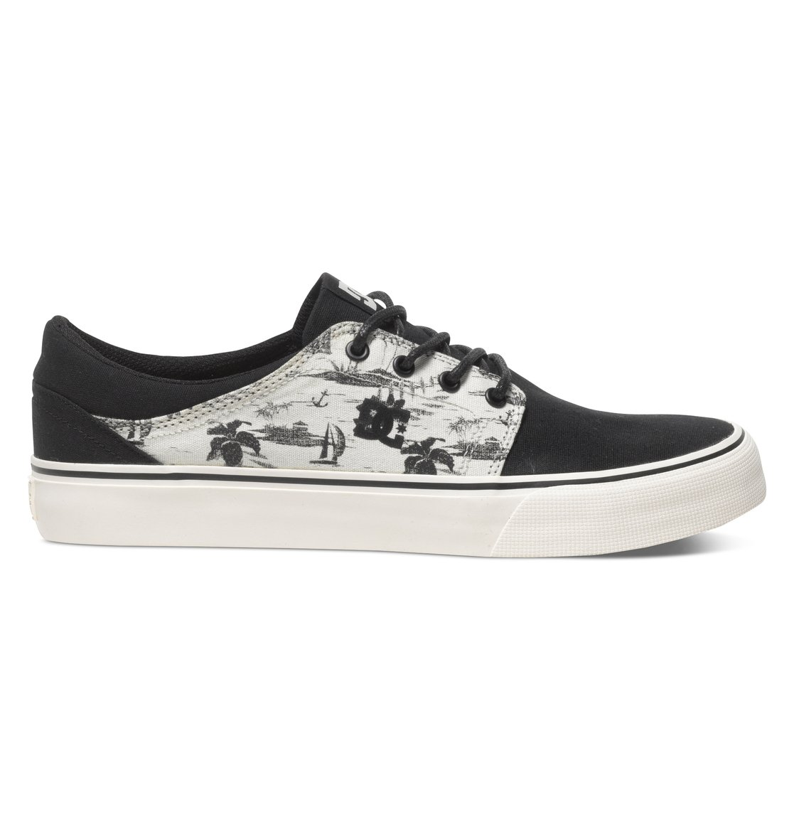 Trase LX - Chaussures - Noir - DC Shoes