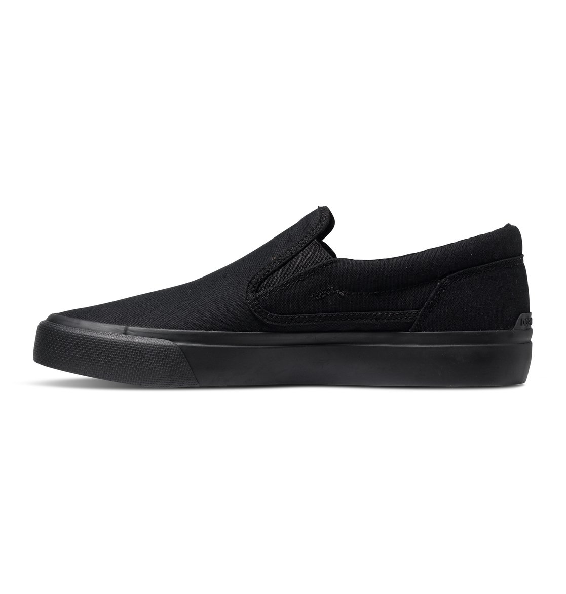 Dc Shoes Trase Slip-On Tx Se Zapatilla Sin Cordones, Color: Navy/Gum, Talla: 39 EU / 7 US / 6 UK