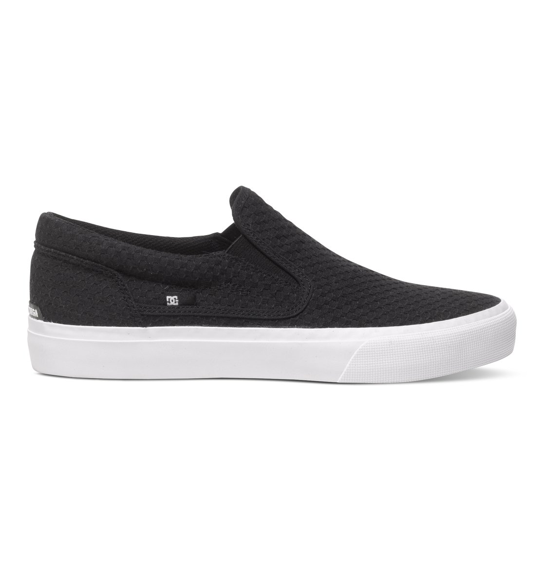 Baskets basses DC shoes Trase slip on b2zMVr
