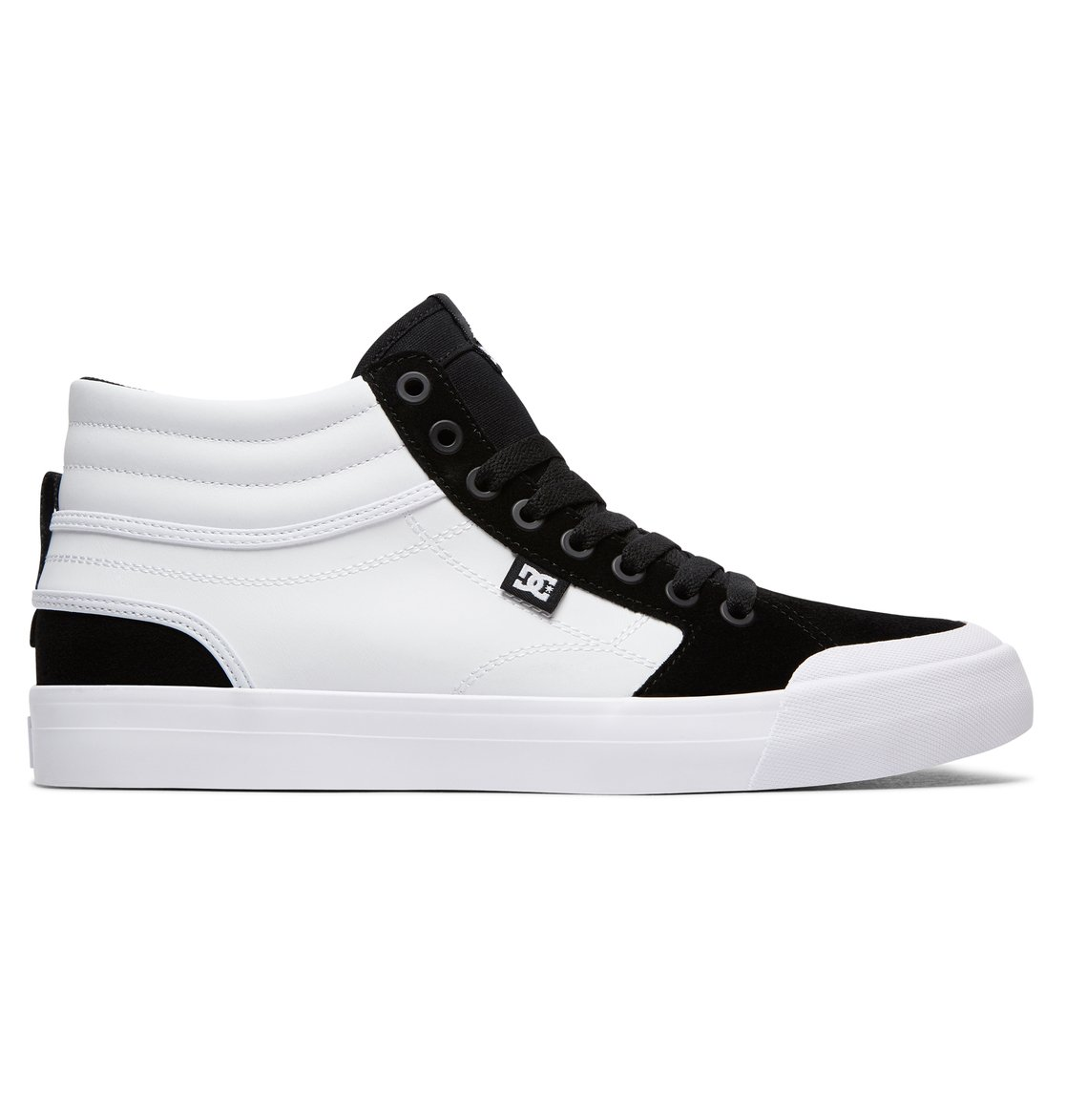 Chaussures Homme DC EVAN SMITH HI white 64voRl