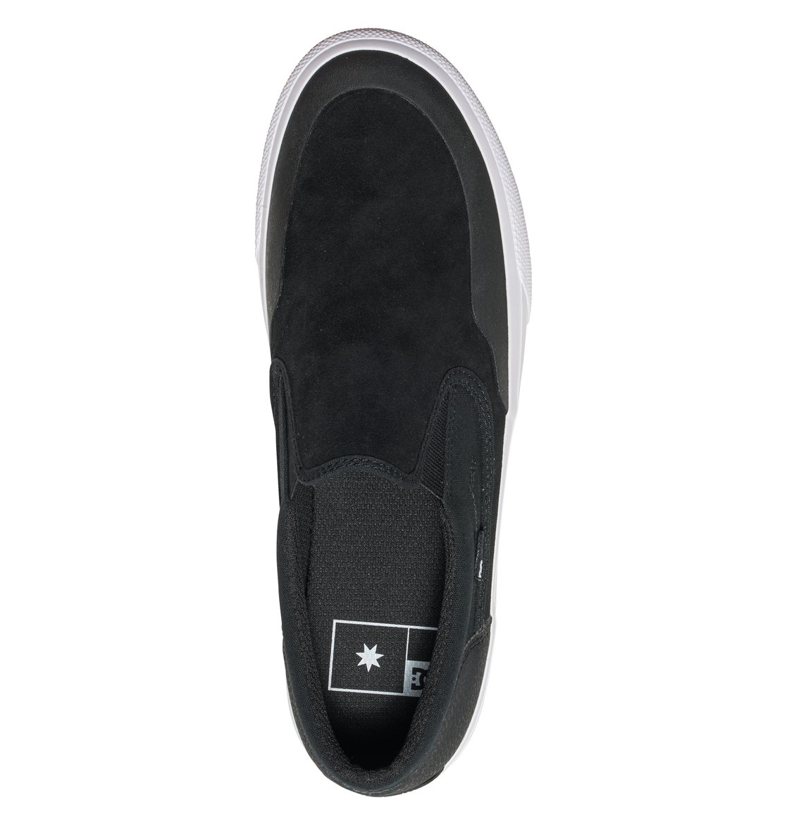 6341aac3ab3 3 Trase S RT - Slip-On Skate Shoes ADYS300357 DC Shoes