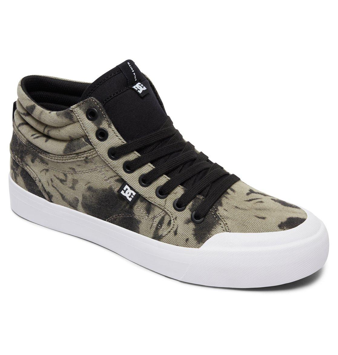 Footwear DC Mens Evan Smith Hi Tx Skate