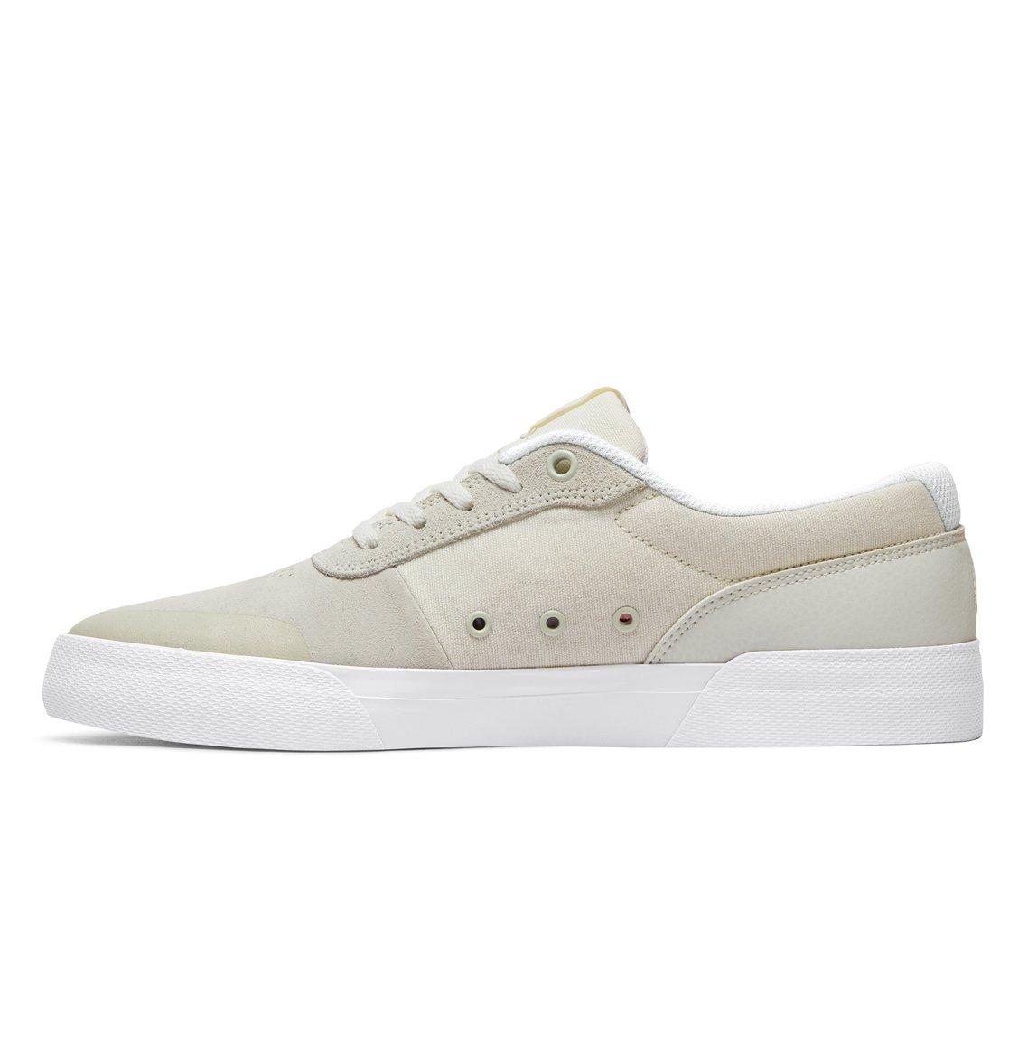 7672b249ab5d2 Switch Plus S - Chaussures de skate - Blanc - DC Shoes DUAnPOT