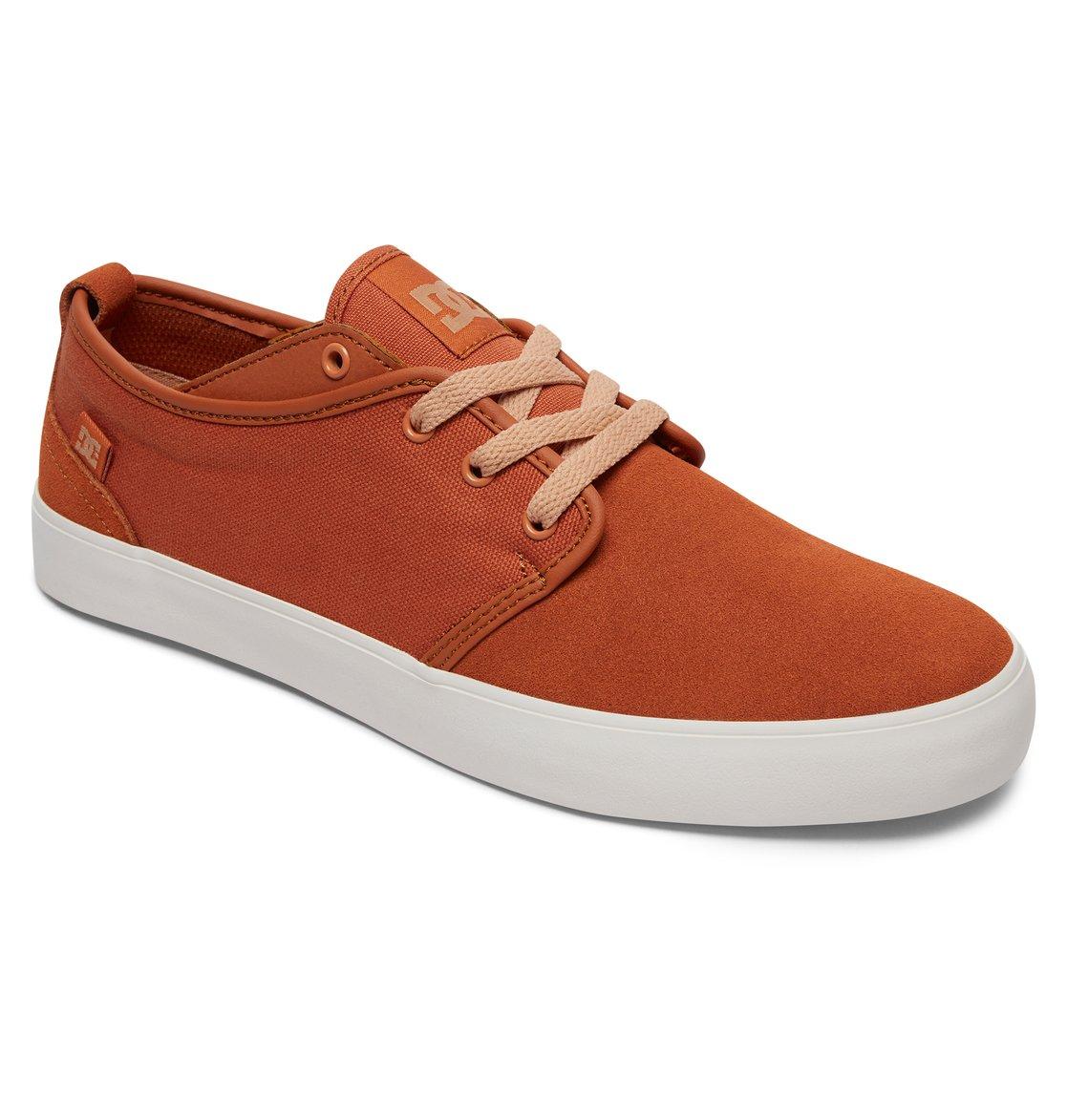 Zapatos marrones DC Shoes Kremer para hombre