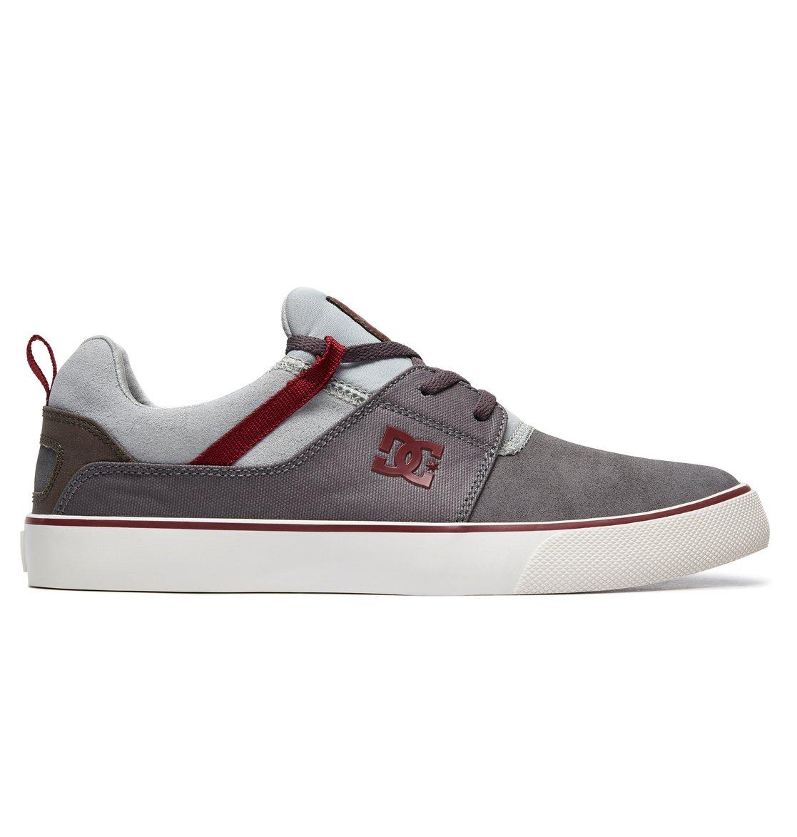 d5dfc7626ea62c 0 Heathrow Vulc SE - Baskets pour Homme Noir ADYS300442 DC Shoes