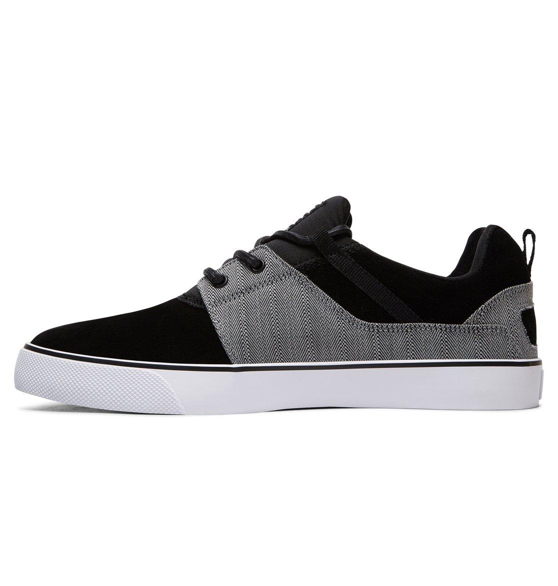DC Shoes Men's Heathrow Shoes Low Top Shoes Black -13