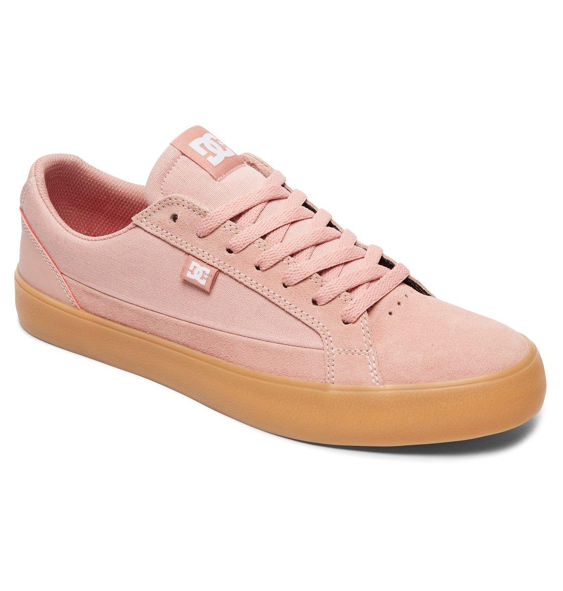d1cff925da7 1 Lynnfield S - Skate Shoes for Men Pink ADYS300463 DC Shoes