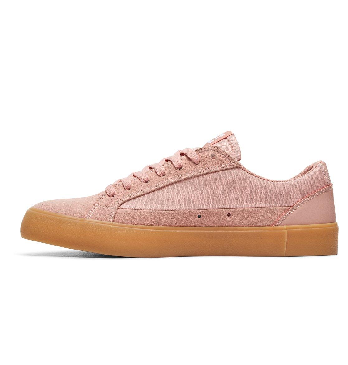 922b32e2da5 2 Lynnfield S - Skate Shoes for Men Pink ADYS300463 DC Shoes
