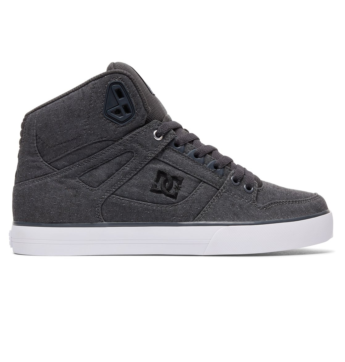 DC Pure High Top WC TX SE Shoes NGp7v9cL