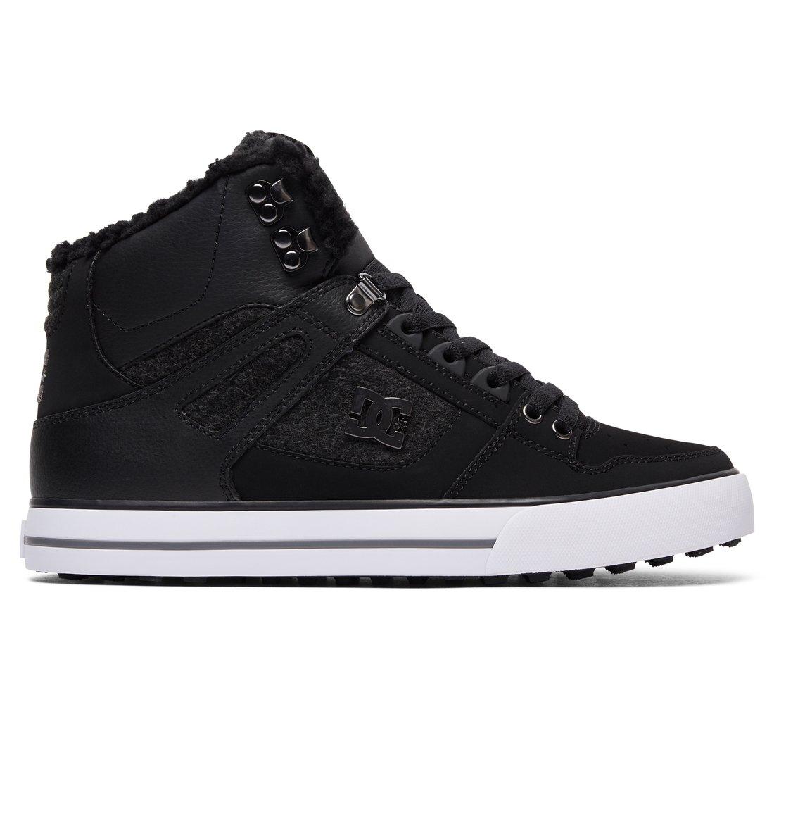 Zapatos Dc Heathrow Negro-Tan (Eu 46 / Us 12 , Negro)