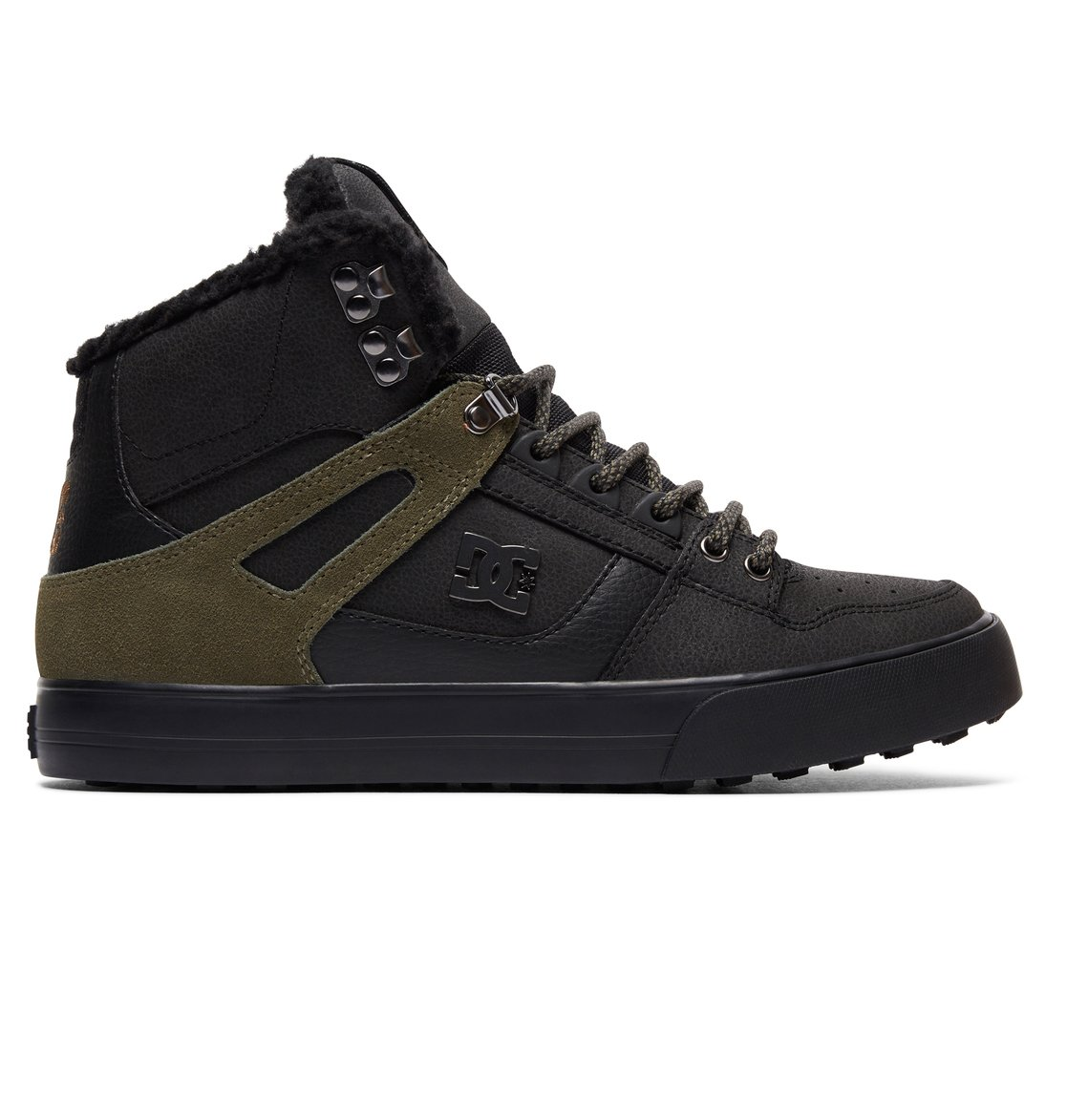 0 Pure High WC WNT - High-Top Shoes for Men Brown ADYS400005 DC Shoes 56e2f66682