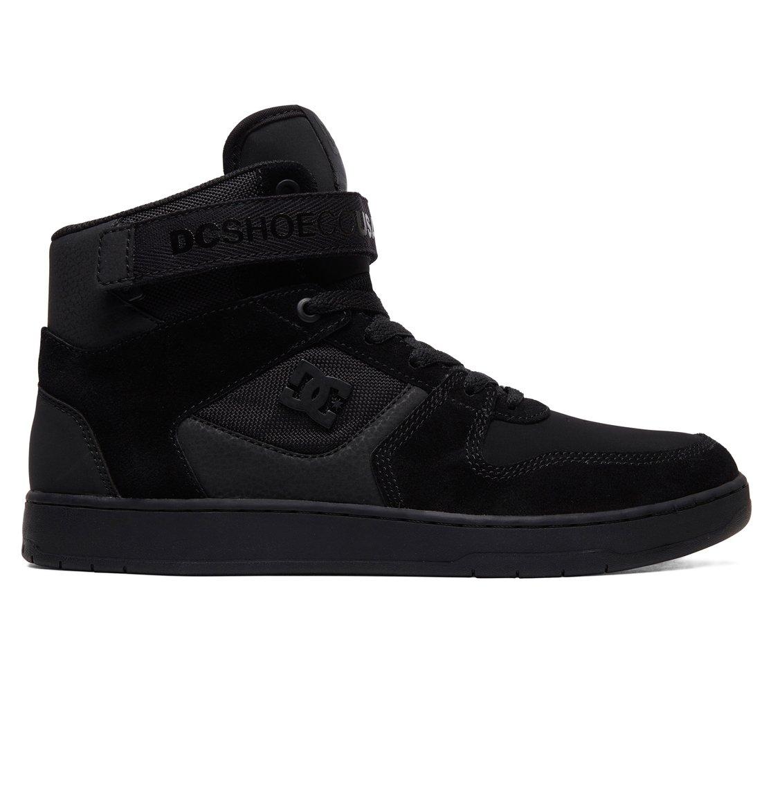 Adys400038 Heren Dc Shoes Schoenen Hoge Pensford Voor Black 0 wYIFqBvxC