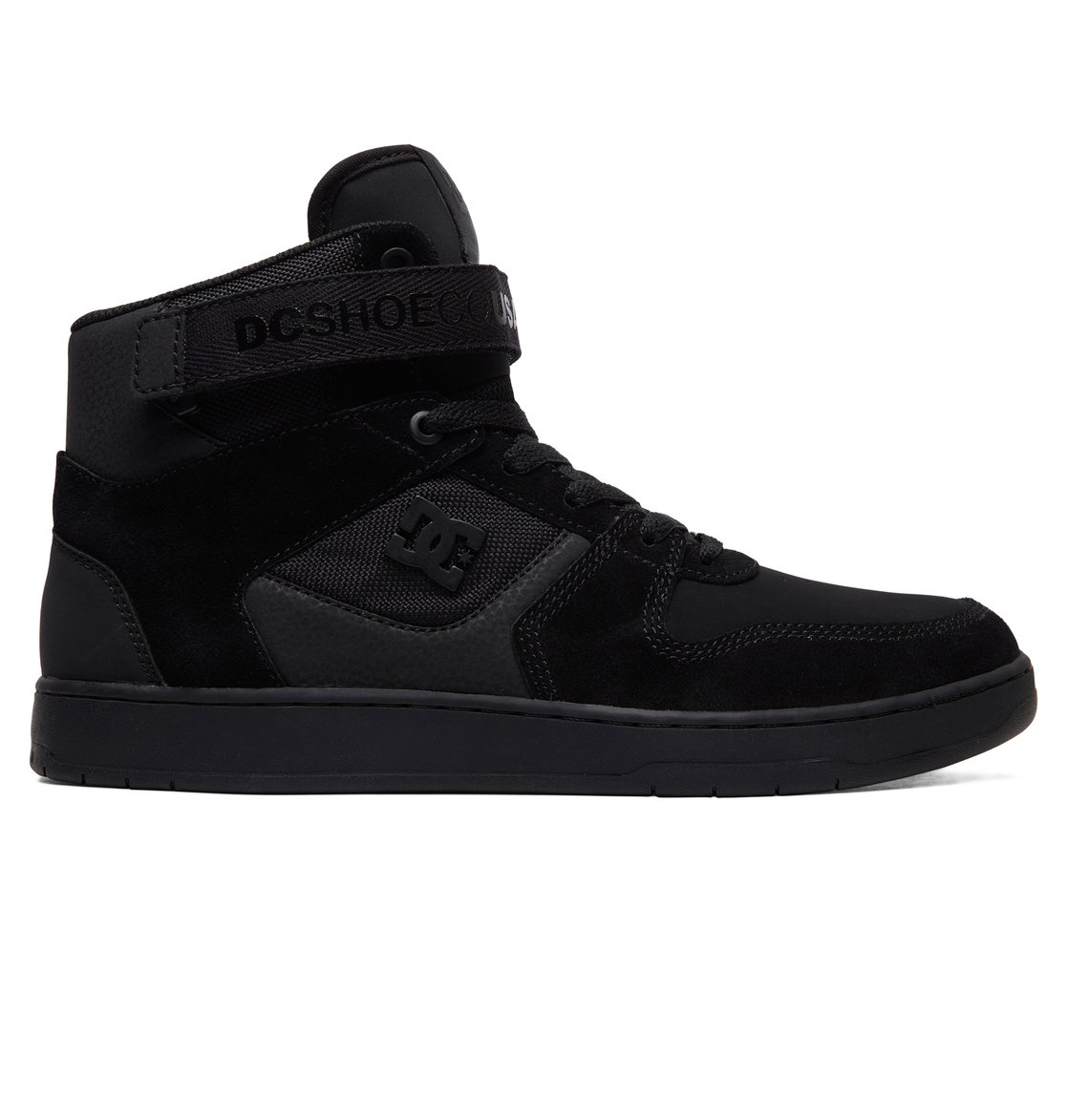 0 Pensford High-Top Shoes Black ADYS400038 DC Shoes 50fb3a626d18